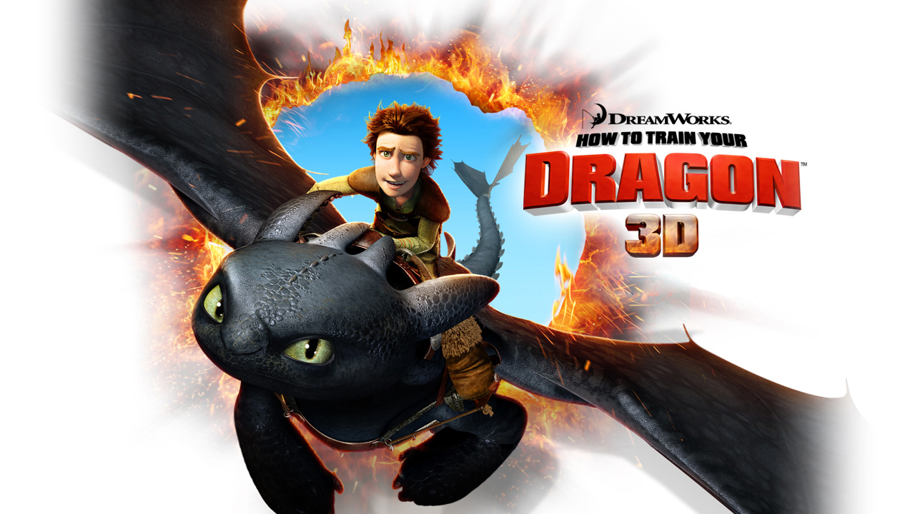 how to train your dragon 1 hd